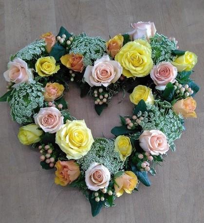 Lovely Open Heart