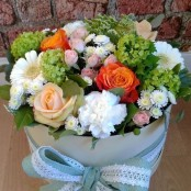 Beautiful Hatbox